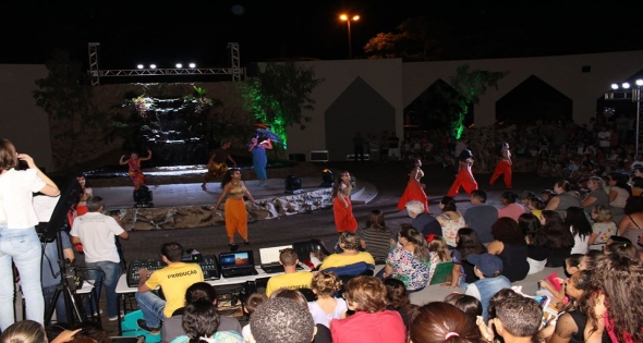 População de Matelândia assistiu O Rei Leão o Principio
