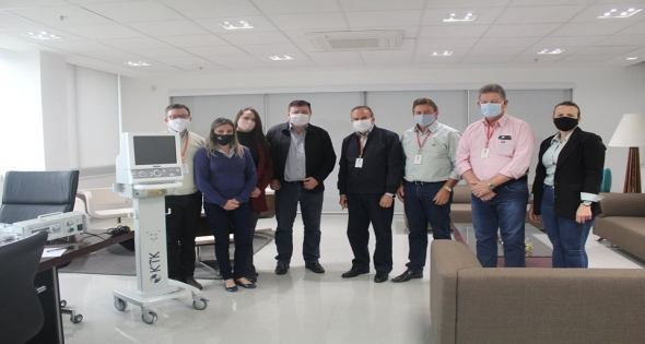Prefeitura de Matelândia Recebe Equipamentos da Cooperativa Lar