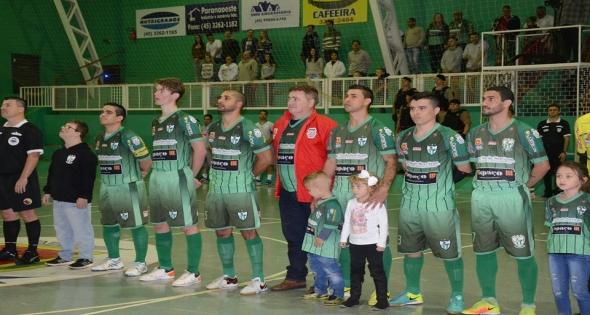 Paranaense de Futsal - Série Prata