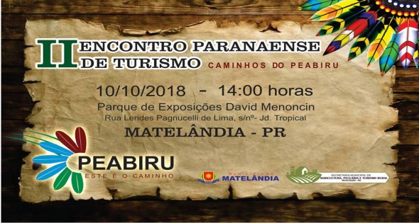 2º Encontro Paranaense de Turismo