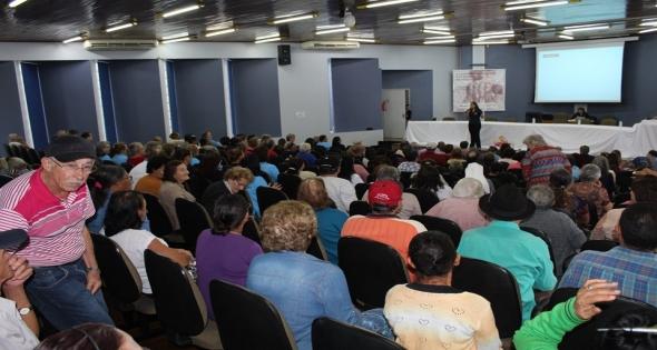 Realizada a III Conferência dos Direitos da Pessoa Idosa