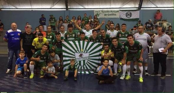 Matelândia  volta para divisão A dos jogos Abertos do PR.