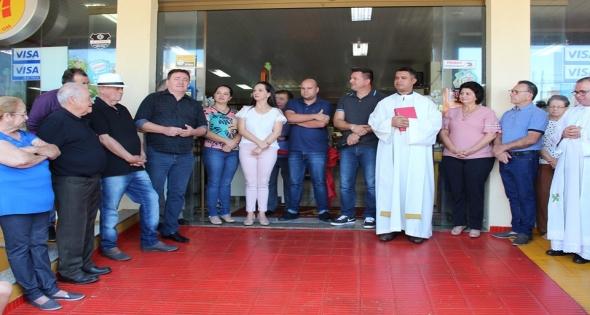 Inauguração do espaço hortifrúti do Mercado Casa das Carnes