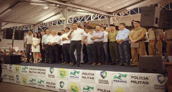 Governo do Estado forma mais de 500 policiais