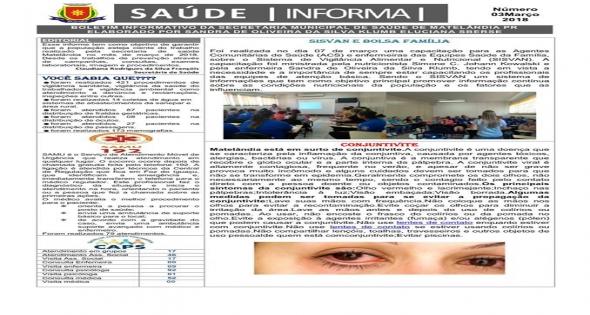 Informativo de Saúde