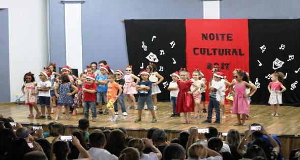 Noite Cultural Escola Dom Bosco