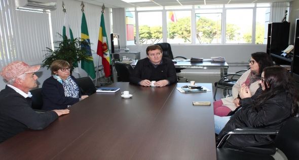 Reunião para Erradicação da Poliomielite e Sarampo em Matelândia