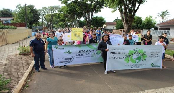 Semana do Meio Ambiente em Matelândia