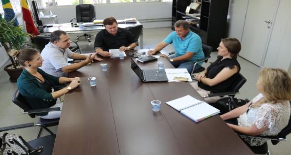 Avaliação da parceria do Sebrae com o município no ano de 2017