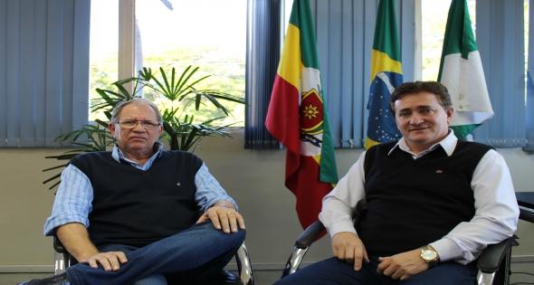 Novo Delegado assume a Delegacia de Matelândia
