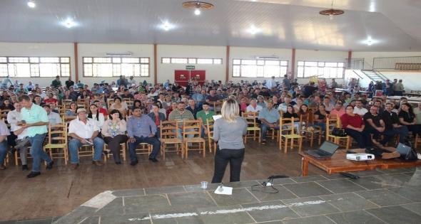 Encontro qualidade do leite supera expectativas em Matelândia