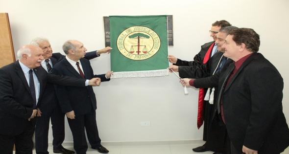 Comarca de Matelândia Inaugura novo Fórum