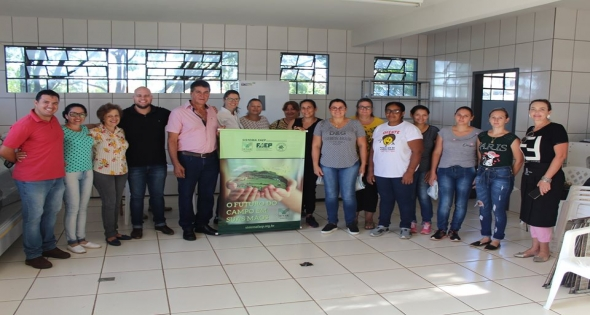 Curso de Produção Artesanal de alimentos Panificado