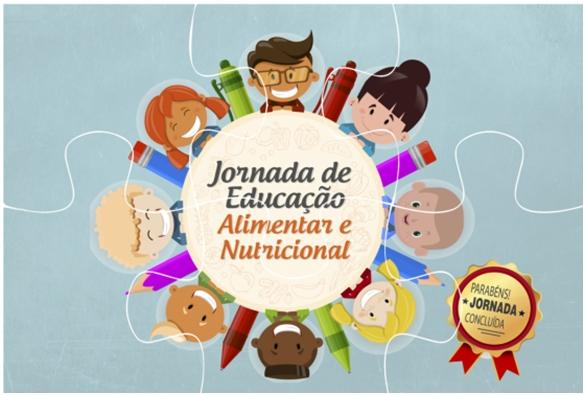 Jornada de Educação Alimentar e Nutricional