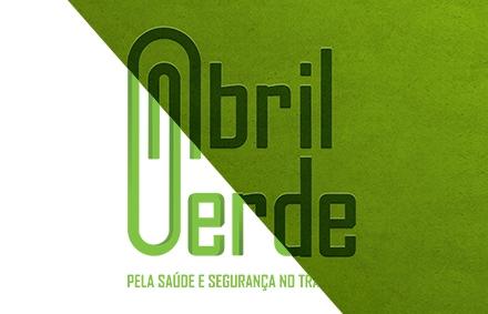 Movimento Abril Verde na Rede de Saúde