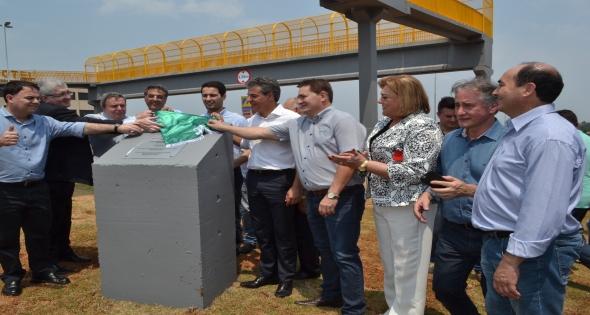 Inaugurada Obra de Duplicação da BR 277 em Matelândia