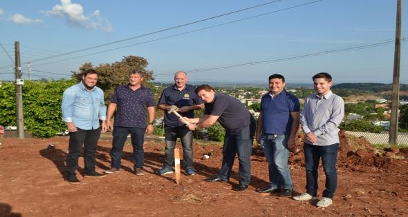 Iniciada a obra de construção do novo Fórum da Comarca