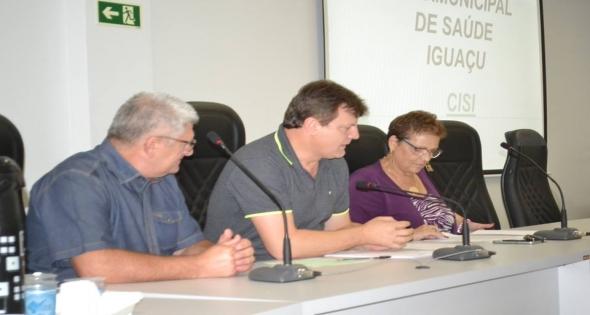 Prefeito de Matelândia participa da posse do CISI