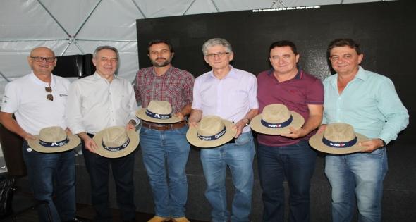 Sanidade Agropecuária foi destaque em um encontro no Show Rural