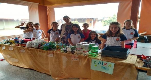 Feira Escola Municipal do Campo Professor Ebehardo