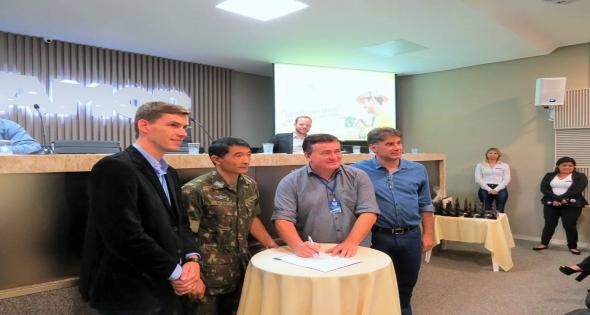 Projeto Rondon chegará em Matelândia em 2020