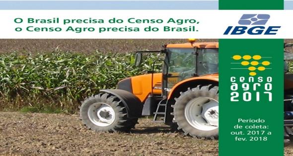 Censo Agropecuário 2017