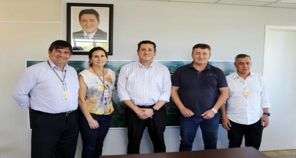 Novo Diretor Presidente da Copel Sr. Maximiliano Andres Orfali