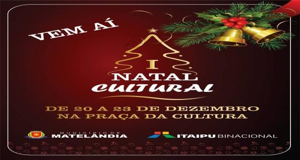 I Natal Cultural de Matelândia