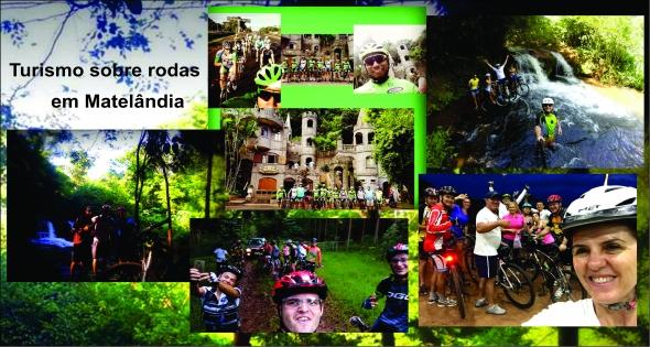 Matelândia recebe ciclistas de várias cidades no feriado