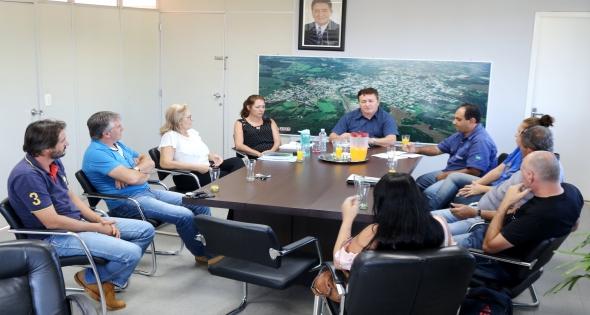 Reunião para discutir as Ações e Prioridades da Administração