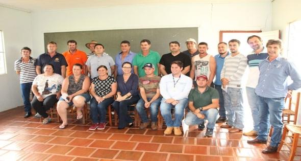 Encerramento programa de gestão dos solos de Solo e Água