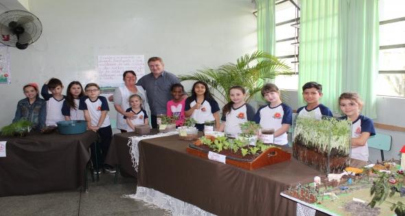 Feira de Ciências da Escola Dom Bosco