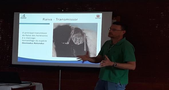 Reunião Técnica sobre a Raiva em Herbívoros