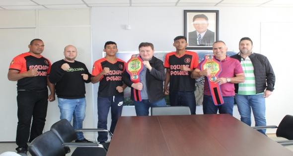 XII campeonato do sul brasileiro de artes marciais