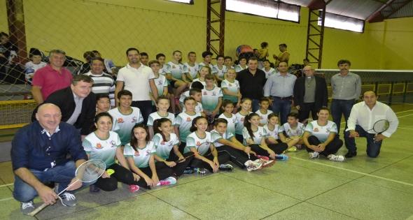 Circuito Paranaense de Badminton em Matelândia