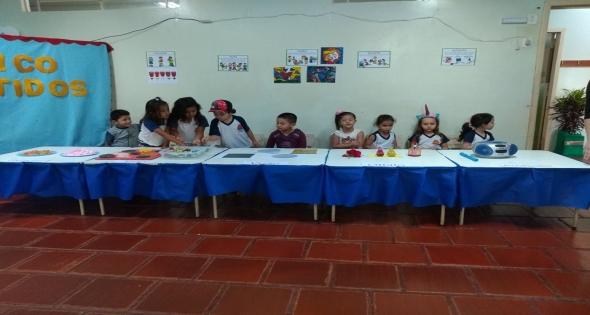Feira de  Ciências da Escola Municipal Claudino Zanon