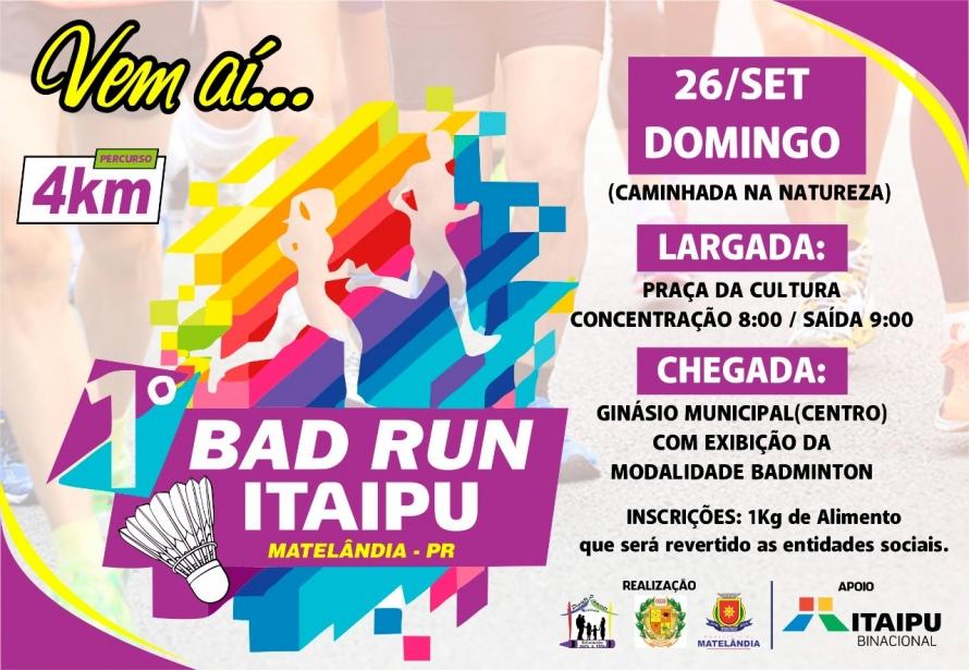 Bad Run Itaipu